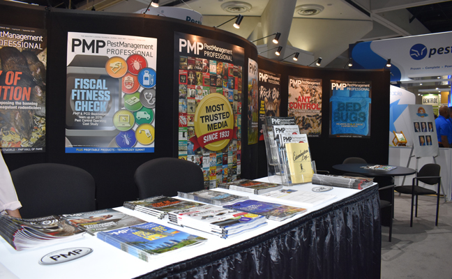 PMP Booth