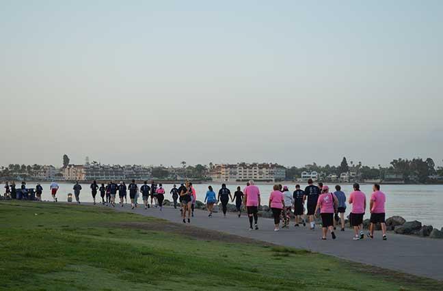 PWIPM 5K Fun Run/Walk PHOTO: DIANE SOFRANEC