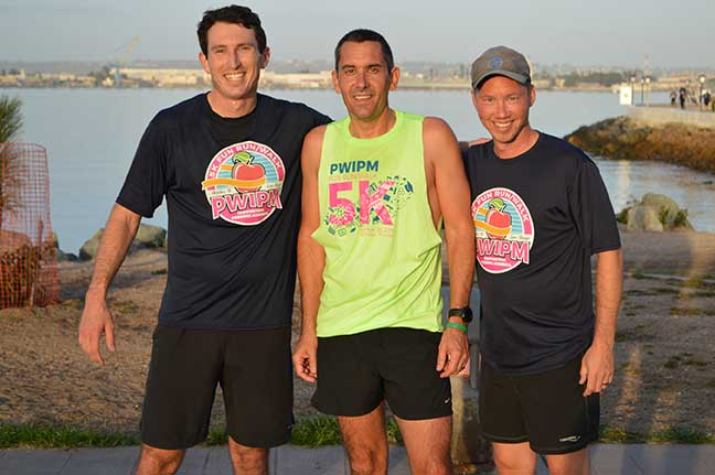 Fun Run winners PHOTO: DIANE SOFRANEC
