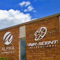 Air-Scent International's manufacturing facility and headquarters in Pittsburgh, Pa. PHOTO: AIR-SCENT INTERNATIONAL