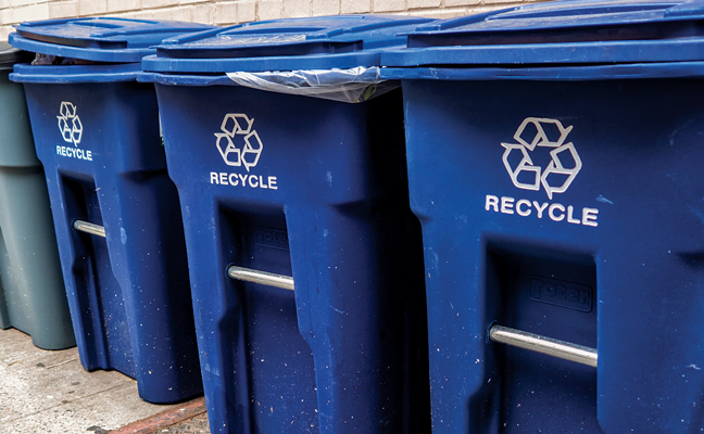 What do you know about the account's recycling program — if they even have one? It can have a definite impact on your treatment effectiveness. (PHOTO: ISTOCK.COM/ELVIS901)