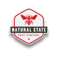 LOGO: NATURAL STATE PEST CONTROL