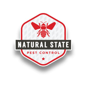LOGO: NATURAL STATE PEST CONTROL