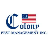 LOGO: COLONY PEST MANAGEMENT