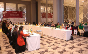 The event in Pakistan marked the strongest start of any local PWIPM network to date, according to the NPMA. PHOTO: MUHAMMAD AHMAD
