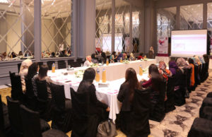The Pakistan Professional Women in Pest Management (PPWIPM) Interest Call on November 27, 2019 was held at the Nishat Hotel Johar Town, Lahore. PHOTO: MUHAMMAD AHMAD