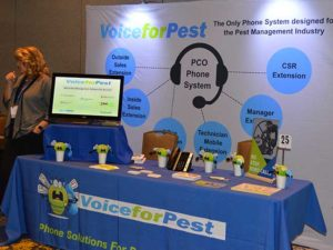 Voice for Pests