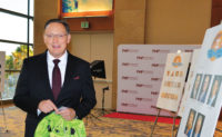 One bright spot in 2019 was the author attending the PMP Hall of Fame the night before PestWorld got underway in San Diego, Calif., in October. PHOTO: DIANE SOFRANEC