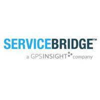 LOGO: SERVICEBRIDGE, GPS INSIGHT