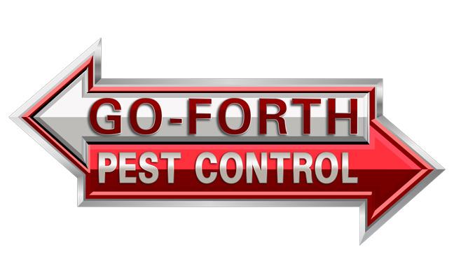 LOGO: GO-FORTH PEST CONTROL