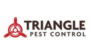 LOGO: TRIANGLE PEST CONTROL