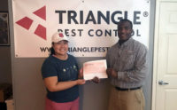 PHOTO: TRIANGLE PEST CONTROL