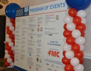 On Monday, March 9, and Tuesday, March 10, the NPMA's Legislative Day 2020 event featured a strong lineup of speakers that include pest management professionals and political pundits. PHOTO: PMP STAFF