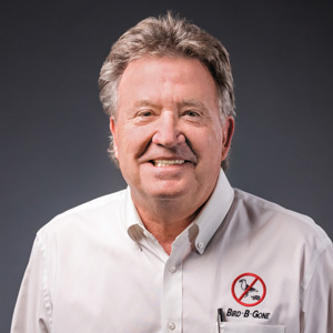 Bruce Donoho, Owner & CEO, Bird-B-Gone