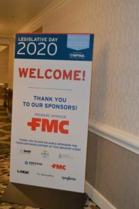 Legislative Day 2020 would not be possible without the continued support from sponsor companies PHOTO: PMP STAFF