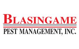 LOGO: BLASINGAME PEST MANAGEMENT