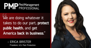 GRAPHIC: PMP STAFF; HEADSHOT: Erica Brister