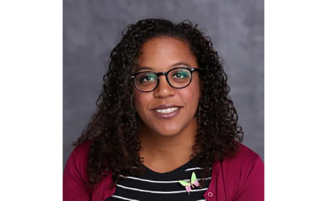 Dr. Jessica Ware. PHOTO: ENTOMOLOGICAL SOCIETY OF AMERICA