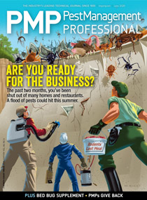 PMP JUNE 2020 COVER, PHOTO: MIKE RIGHT