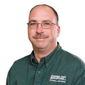 Josh Rzepka, President and Senior Pest Control Operator of Enviro-Pest Solutions