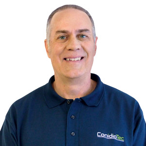 Don McCandless, CEO, ConidioTec