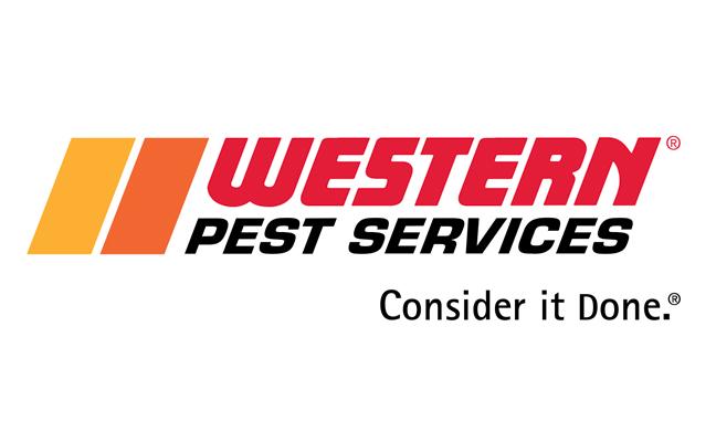 LOGO: WESTERN PEST SERVICES