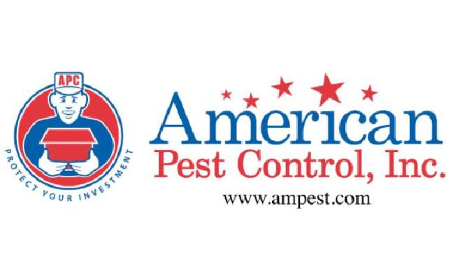 LOGO: AMERICAN PEST CONTROL
