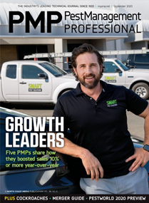 PMP September 2020. COVER PHOTO: DAVID HUFF PHOTOGRAPHY