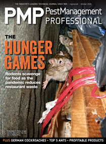 PMP October 2020. COVER PHOTO: DR. BOBBY CORRIGAN