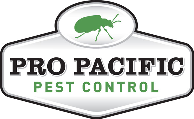 LOGO: PRO PACIFIC PEST CONTROL