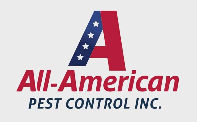 LOGO: ALL-AMERICAN PEST CONTROL