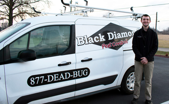 PHOTO: BLACK DIAMOND PEST CONTROL