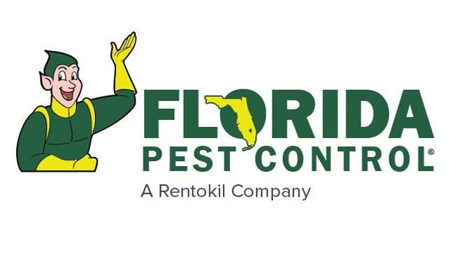 LOGO: FLORIDA PEST CONTROL