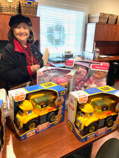 Linda Poston, co-owner of Mattress Safe. PHOTO: ANDREA HANCOCK