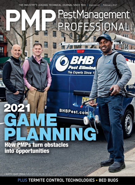 PMP February 2021 Cover. PHOTO: ROB TANNENBAUM PHOTOGRAPHY, ROBTPHOTO.COM