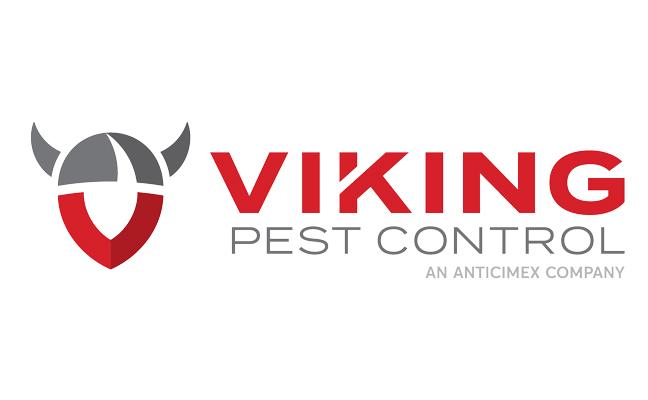 LOGO: VIKING PEST CONTROL