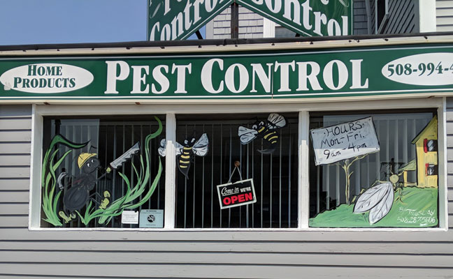 New Bedford Pest Control