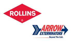 LOGOS: ROLLINS AND ARROW EXTERMINATORS