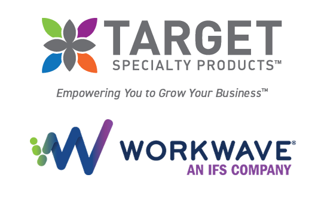 LOGOS: WORKWAVE, TARGET SPECIALTY PRODUCTS