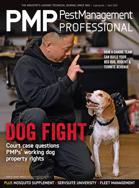 PMP April 2021 Cover. PHOTO: ROB TANNENBAUM PHOTOGRAPHY