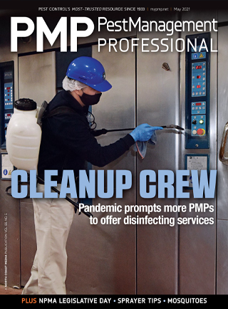 PMP May 2021 Cover. PHOTO: FRED MILLER PHOTOGRAPHY