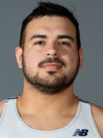 Zack Sieb, PHE, BCE-Intern, is also an athlete at Middlebury College.