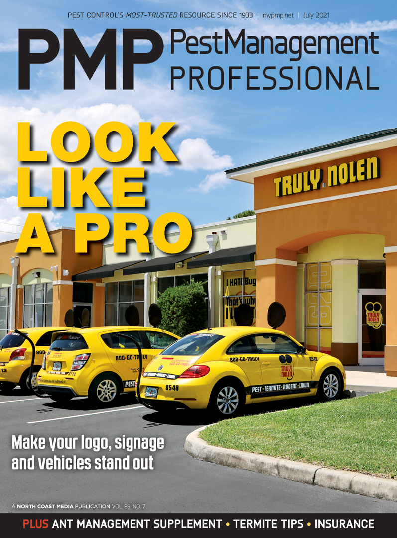 PMP July 2021 Cover. PHOTO: TRULY NOLEN