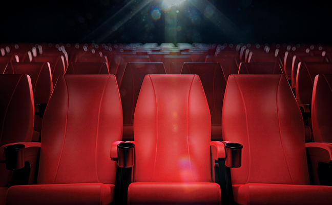 A movie theater, where humans sit for hours in the dark, easily can become a bed bug haven. PHOTO: SARHANGE1/ISTOCK / GETTY IMAGES PLUS/GETTY IMAGES