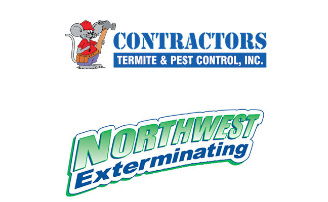 LOGO: Northwest Exerminating and Contractors Termite & Pest Control