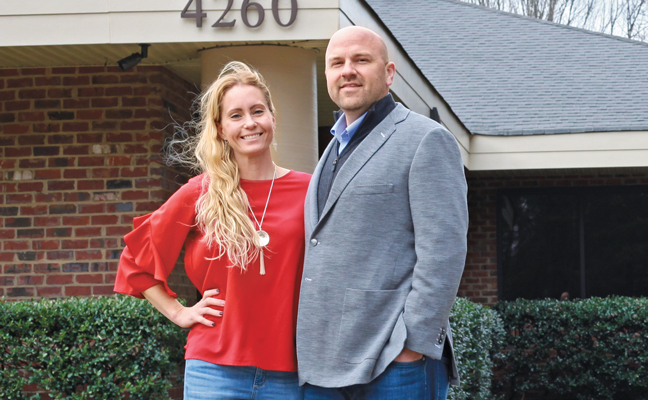 Leah and Chase Hazelwood offer more business growth advice online at PMPPestTalk.net. PHOTO: GO-FORTH PEST CONTROL