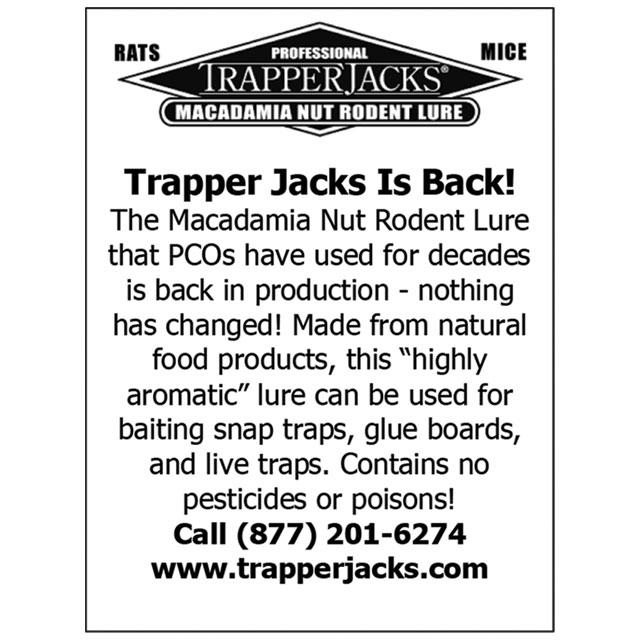 Trapper Jacks Is Back!